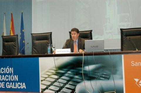 José María Barreiro Díaz Director Xeral da Función Pública Consellería de Facenda  - Xornadas sobre A Modernización da Administración Autonómica de Galicia